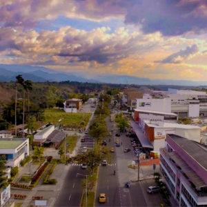 Ubicacion Avenida Centenario